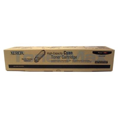 XEROX PHASER 7400 TONER CARTRIDGE CYAN 18K